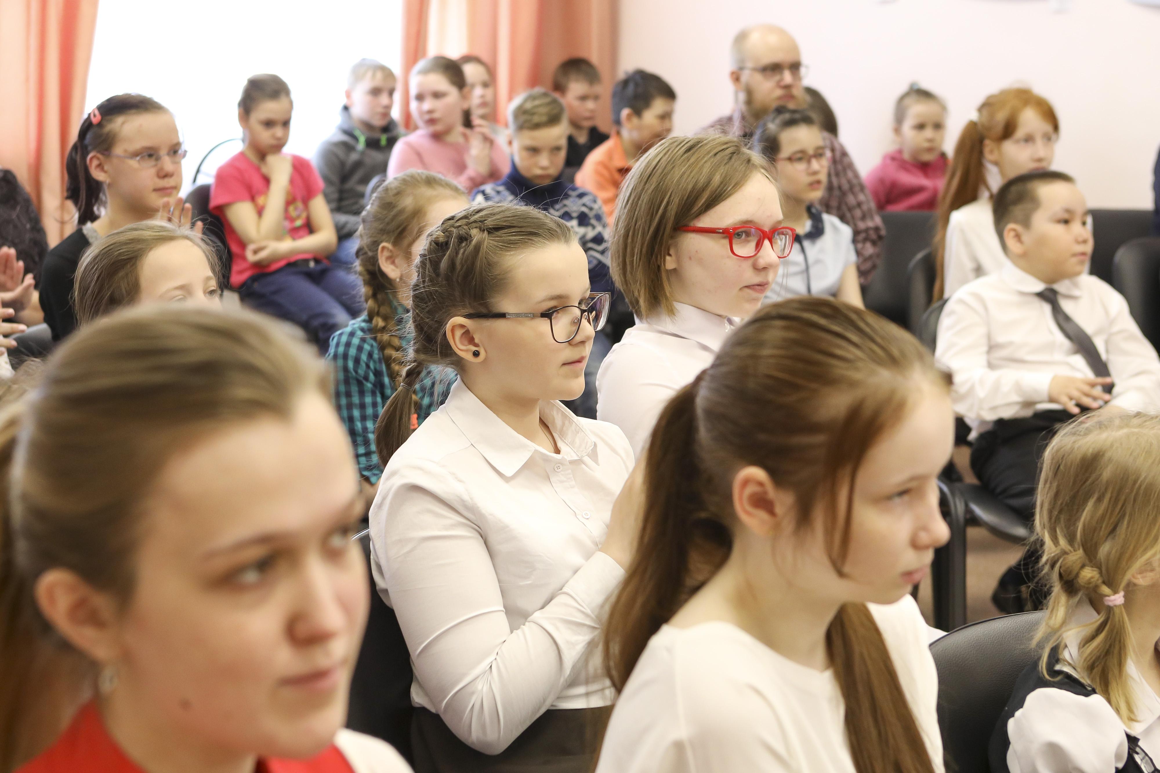 В Нарьян-Маре открылась летняя творческая школа «Дети Севера – 2018»